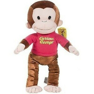 Curious George 13in Stuffed Animal Plush Toy
