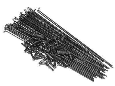 NEW Salt Double Butted Spokes (40 Pack)