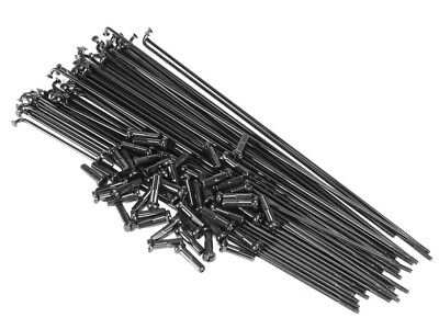 Salt Double Butted Spokes (40 Pack)