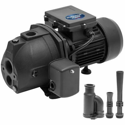 Superior Pump 13.2 GPM 1 HP Cast Iron Convertible Jet Pump w/ Injector Kit