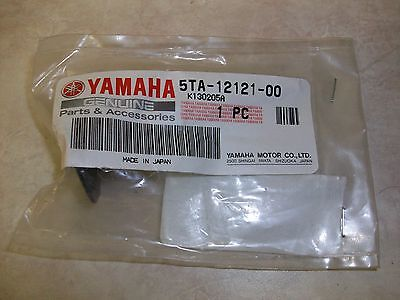OEM Yamaha 5TA-12121-00-00 VALVE, EXHAUST for YFZ450 YZ450F WR450F