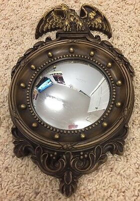 Vintage 1945 Eagle Mirror Homco Maritime. Made in USA