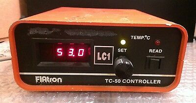 FLATRON SYSTEMS INC TC-50 Controller