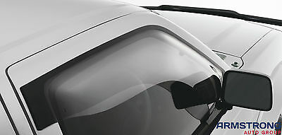 New Genuine Nissan Navara D22 Weathershield (RH, ST-R Only) P/N: H0820-VK500AU