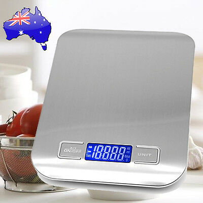5kg/1g Electronic Digital Kitchen Scale Postal Scales Brand New AU Free shipping