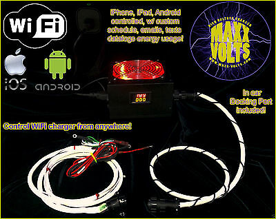 2006-2011 Honda Civic Hybrid IMA Battery WIFI Charger w/ iPhone iPad Controls!