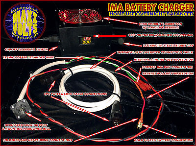 Grid Charger 2000-2006 Honda Insight Hybrid Premium Standard IMA Battery Restore