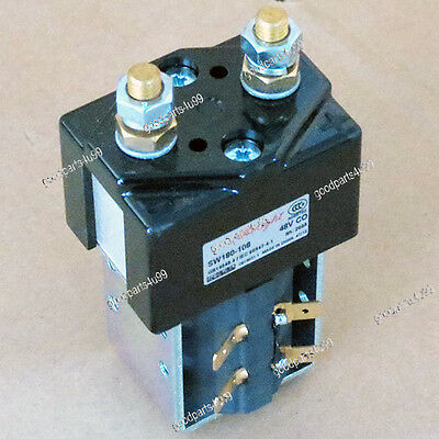 New Albright DC Contactor SW180-108 48V 200A for Electric Forklift