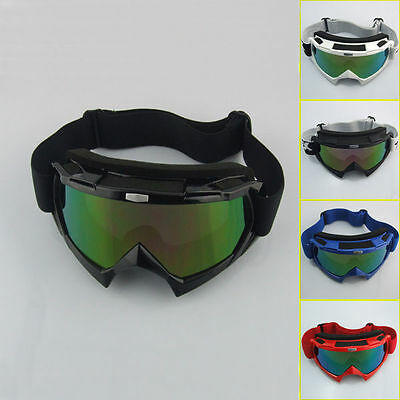 Motorcycle Motocross Adult Goggles Off Road Race Cycling Goggles Eyewear Au Post