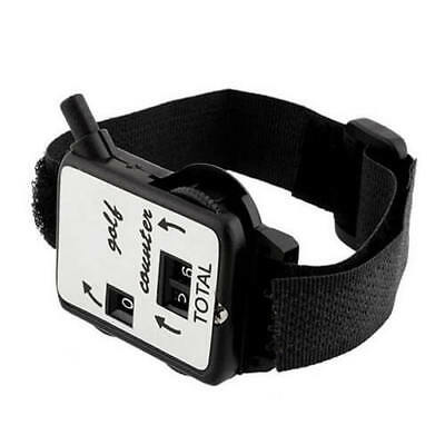 Good Golf Stroke Counters Score Keeper Count Watch Shot Wristband CA