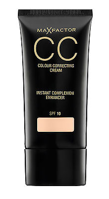 Max Factor CC Colour Correcting Cream 1er Pack (1 x 30 ml)  (EUR 26,60 / 100 ml)
