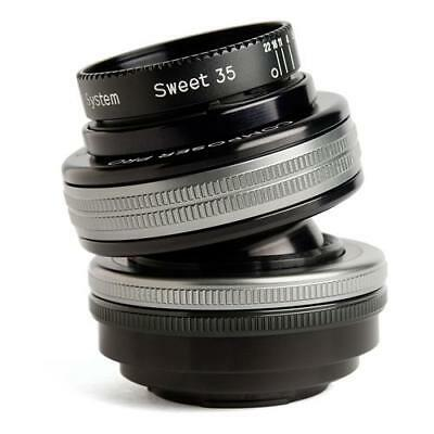 Lensbaby Composer Pro II with Sweet 35 Optic for Canon EF #LBCP235C