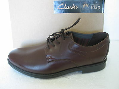 NEW CLARKS OrthOlite Rakin WALK BROWN LEATHER CASUAL SHOES VARIOUS SIZES
