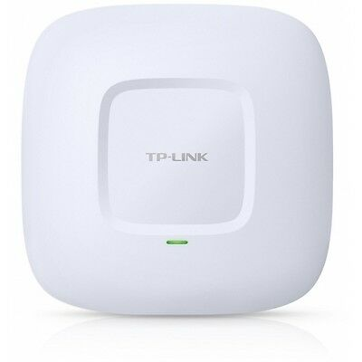 TP-Link EAP110 300Mbps Wireless N Ceiling Mount Access Point UK Plug - Brand ...