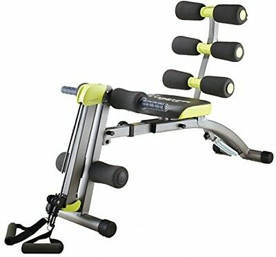 Wonder Core 2 Unisex With Built In Twisting Seat And Rower