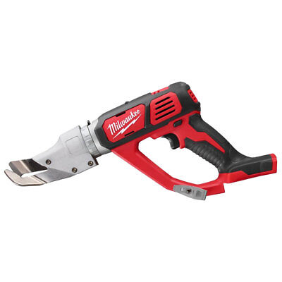 M18 Cordless 18 Gauge Single Cut Shear (Tool Only) Milwaukee 2637-20 New