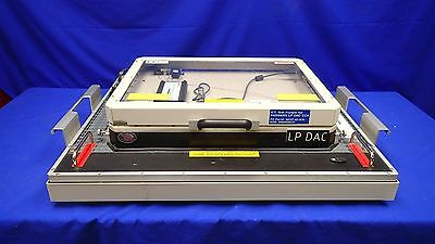 "CCI CIRCUIT CHECK  INC. GUIDED PROBE FIXTURE TEST STATION 20""x14 1/4"" INTERIOR"