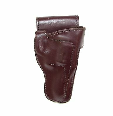 Holster fits Smith & Wesson 3-inch K Frame