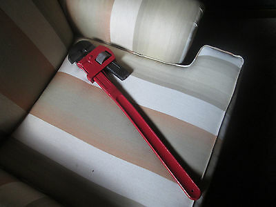"Pritzlaff 24"" Heavy Duty Monkey/Pipe Wrench"