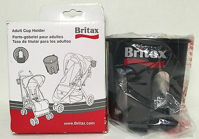 New Never Used Britax Adult Cup Holder S857000 B-Nimble B-Agile B-Scene