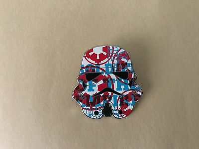 Disney Pin Star Wars Stormtrooper Helmets Mystery Set Soldier of the Empire 2016