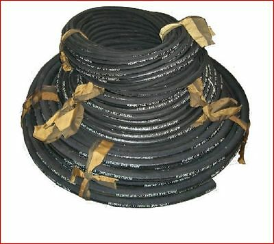 "3/4"" High Pres Hydraulic Hose 50mtr Farm Tractor Industrial Part No 100R2AT-3/4"""