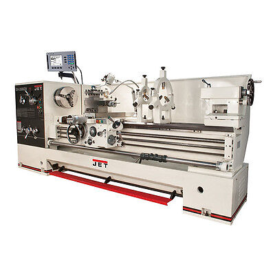 """JET GH-2680ZH 4-1/8"""" Lathe with ACU-RITE 200S DRO 321863 New"""