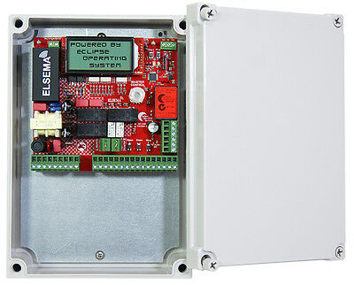 Elsema Eclipse Mc Board – Tran + Enc 2 X 240V Dc Motors Mc240E