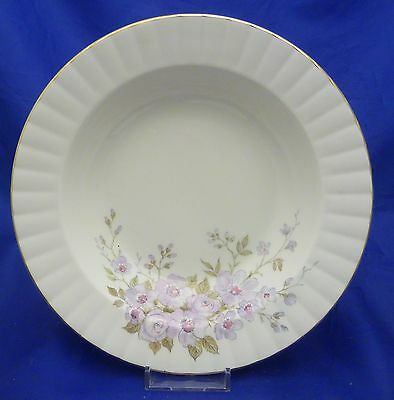 "A Royal Stafford 'young Summer' 8¼"" Rimmed Soup Bowl"