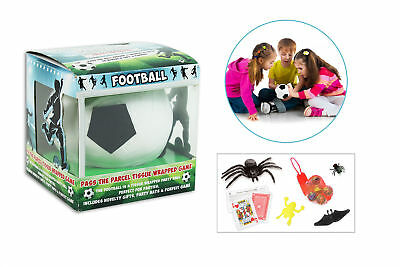 Party Game Pass The Parcel Football Party Gifts Kids Birthday Family Novelty