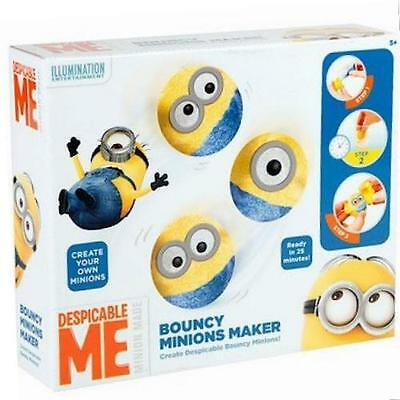 Despicable Me Minions Bouncy Ball Maker