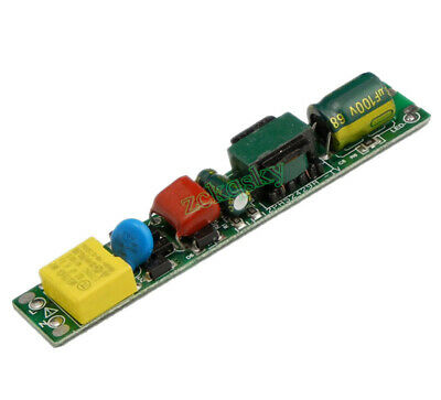 Constant Current T8 T10 LED Tube Transformer Driver Power Supply Board 18W 240mA