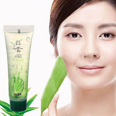 Pure Aloe Gel Moisturizing Remove Acne Nourish Cream Women Face Skin Carehc