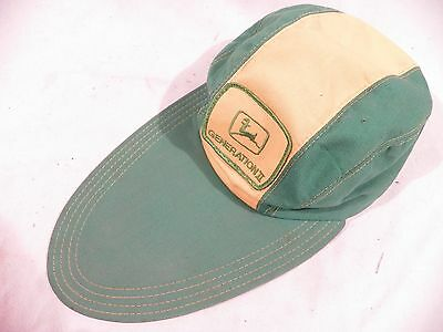 Rare John Deere Generation II Long Bill Cap