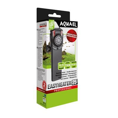 Aquael Plastic Easy Heater 25w Fish Tank Thermostat Aquarium
