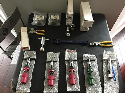 Ripley Cablematic coring/stripping tools and cable prep tools