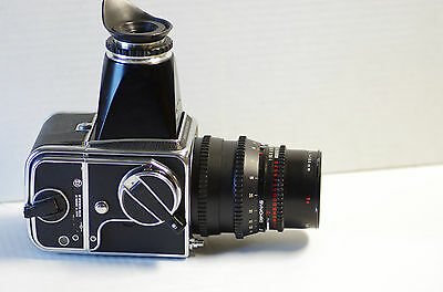 Hasselblad 500C Camera with Sonnar 1:4 150mm lens