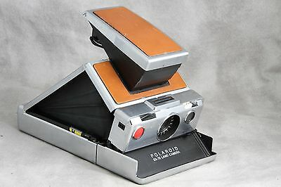 Polaroid SX-70 with Case, Original? Tested and Working