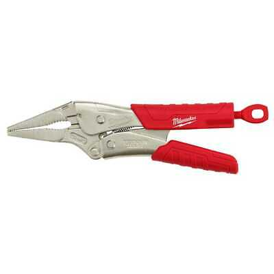 Milwaukee 48-22-3409 Torque Lock 9-inch Long Nose Locking Pliers with Grip New