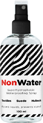 Non Water (anti water) Spray For Shoes, cloths, and other fabrics. Sale! 2+1 3+2