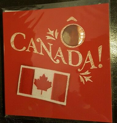 2015 O Canada 5 Coin Gift Set - Royal Canadian Mint