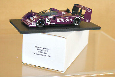 PROVENCE MOULAGE MONZA 1991 JAGUAR XJR14 CAR 3 Warwick Brundle 1st PLACE WINNER