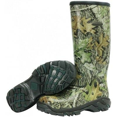 New Muck Boots Woody Sport Armor Cool Mossy Oak Mens 8 Boots Waterproof