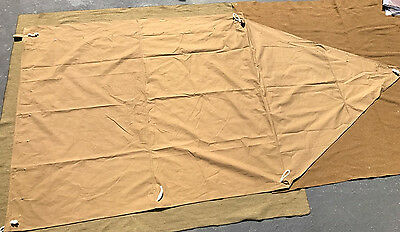 US Army WWI M1910 Shelter Half