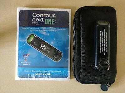 Bayer Contour Next One Blood Glucose Monitoring System/Monitor/Meter *BRAND NEW*