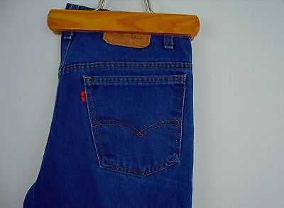 Vintage Levi's Orange Tab Made in USA Jeans Size 35x30