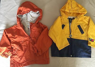 Old Navy And Carters 2T Jackets