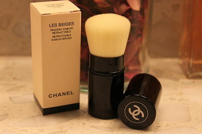 CHANEL Les Beiges PINCEAU KABUKI foundation powder - Retractable Kabuki Brush-uk