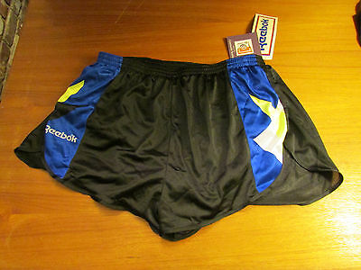Vintage Reebok Running Shorts New Old Stock with Tags