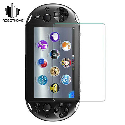 2.5D Tempered Glass for Sony PSVITA 1000 Controller 0.3mm Protect Anti-Scratch